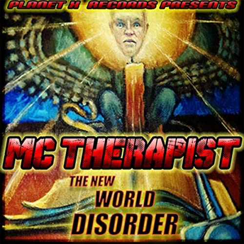 The Antidote (feat  DJ TMB) [Explicit] by MC Therapist on