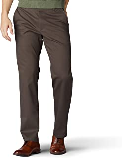 LEE Men's Performance Series Extreme Comfort Khaki Pant