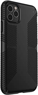 SPECK Presidio Grip Cover für iPhone 11 Pro Max, Black/Black