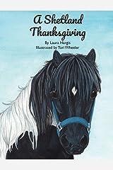 A Shetland Thanksgiving (2) (Horsey Holidays) Hardcover