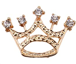 Best gold crown buttons Reviews