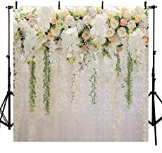 Best white roses backdrop Reviews
