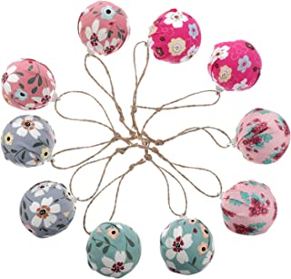 SOIMISS 10pcs Mothers Day Ball Ornaments Hanging Decorations