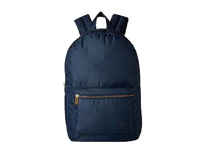 Herschel Supply Co. Settlement Light (Navy) Backpack Bags