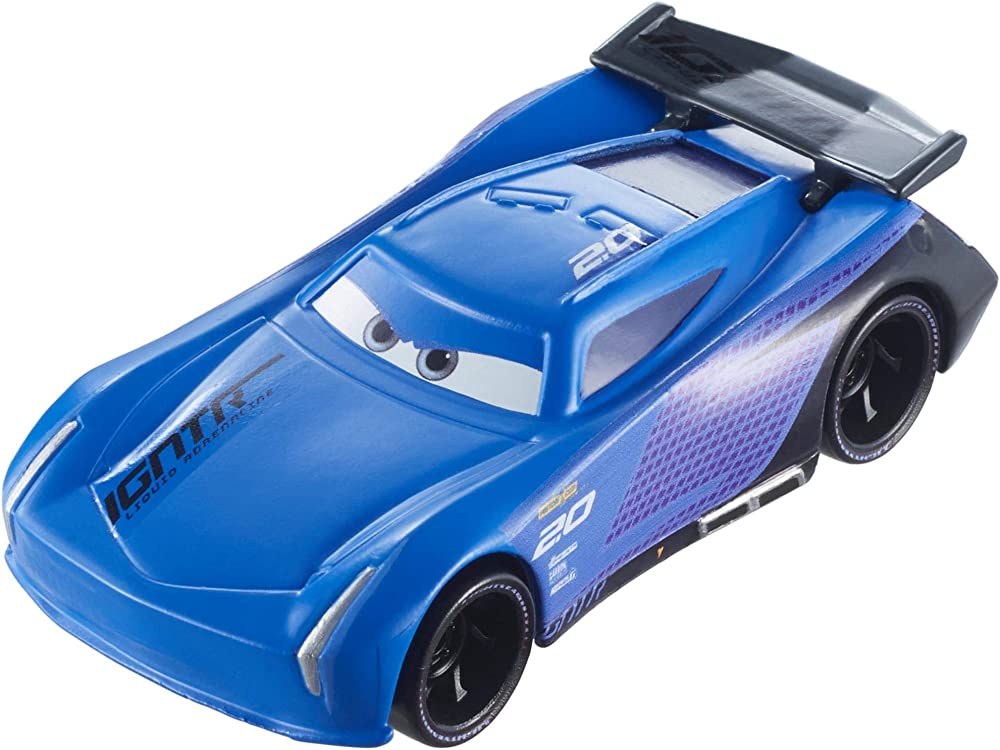 Disney mattel,cars cambia colore, jackson storm 887961745214