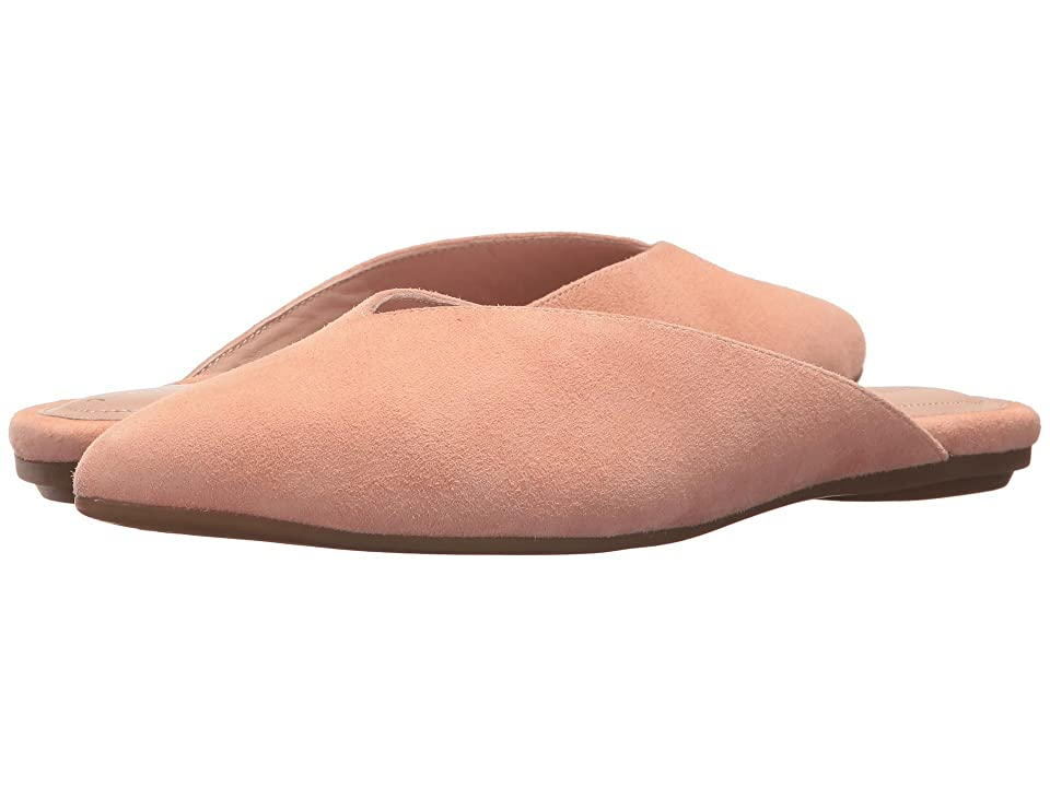 Taryn Rose Fayth (Tea Rose Silky Suede) Women