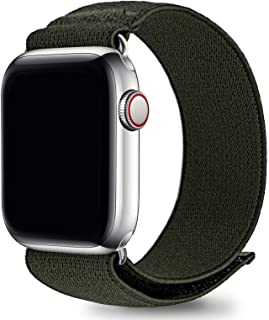 Compatible with Apple Watch Band 38mm 42mm 40mm 44mm Braided Solo Loop for Apple Watch Series 3 6 5 4 2 1