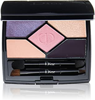 Christian Dior 5 Couleurs Designer All-in-one Professional Eye Palette, 808/Purple, 0.2 Ounce