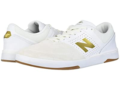 New Balance Numeric 533v2 (White/Gold) Men
