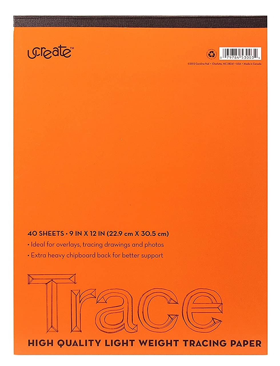 U-Create Tracing Pad, 9