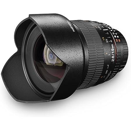 Walimex Pro 10 Mm 1 2 8 Aps C Dslr Weitwinkelobjektiv Kamera