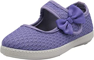 Club Canvas Girls Toddler/Little Kid/Big Kid 827 Light Weight Mary Jane Shoes