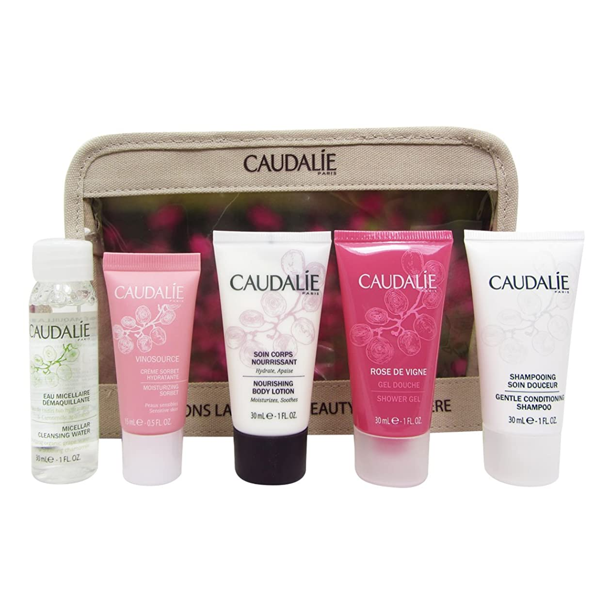 Caudalie Travel Bag [並行輸入品]