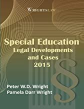 Wrightslaw: Special Education Legal Developments and Cases 2015