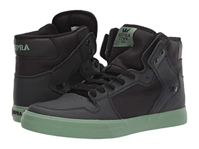 Supra Vaider (Black/Hedge) Skate Shoes