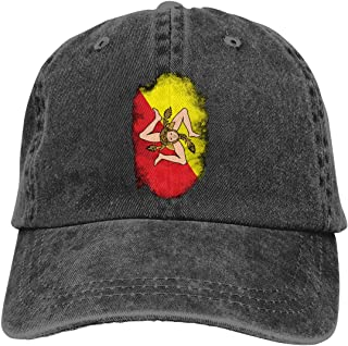 sicilian flat cap