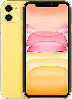 Apple iPhone 11 - 128 GB - Amarillo - Desbloqueado (Reacondicionado)