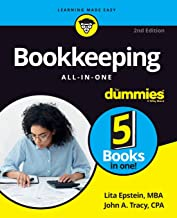 Bookkeeping All-in-One For Dummies, 2nd Edition (For Dummies (Business & Personal Finance))