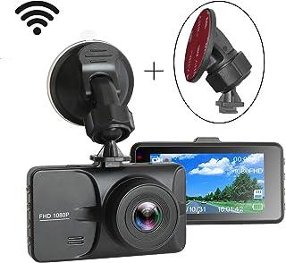 WHOLEV Dash Cam 1080P FHD DVR Car Driving Recorder 3