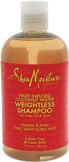 Best shea moisture weightless shampoo Reviews