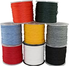 Best hollow braid rope Reviews