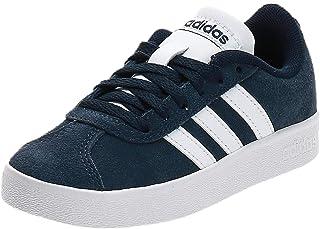 adidas VL Court 2.0 K, Chaussures de Fitness Mixte Enfant