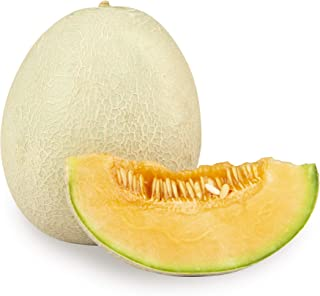 Fresh Muskmelon 1 Piece, (500 - 900 g)