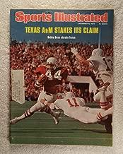 Bubba Bean - Texas A&M Aggies - Sports Illustrated - December 8, 1975 - College Football - SI