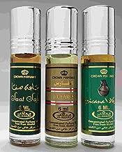 Al-Rehab 6ml Perfume Oils - Bestsellers 25 thru 27 - Saat Safa - Al Fares – Africana