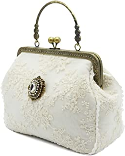 Best vintage lace handbags Reviews