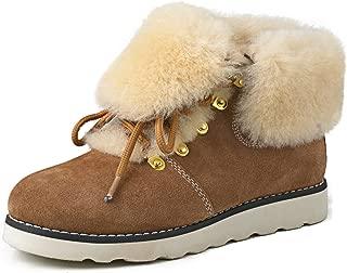 AUSLAND Women's Leisure Sheepskin Short Boot 9158