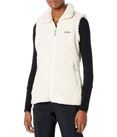 Columbia Winter Passtm Sherpa Vest (Chalk) Women