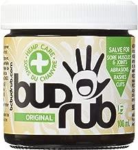 BC Bud Rub, 100 mL