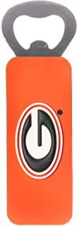 GEORGIA BULLDOGS NCAA MAGNETIC PVC BOTTLE OPENER