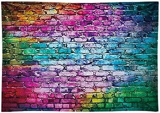 custom brick wall