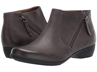 Dansko Fifi (Grey Burnished Nubuck) Women