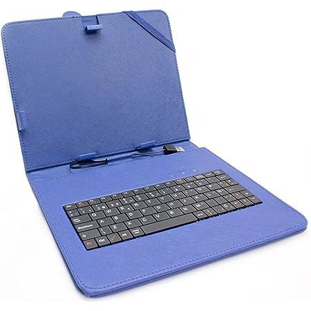 E-NUC Funda Tablet Teclado 8