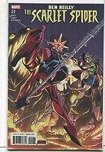 Ben Reilly: The Scarlet Spider #22 NM Marvel Comics CBX1N