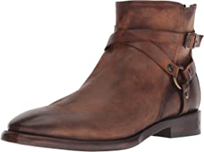 FRYE Men's Weston Cross Strap Equestrian Boot