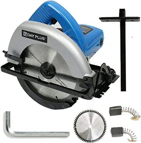 lowest 7-1/4'' Circular online sale Saw 900W Powerful Electric Circular Saw 4700RPM Adjustable Cutting Depth Max 2.17'' with Double Safety Switch Lightweight 1.5m Cable with Saw Blade Rip 2021 Guide outlet sale