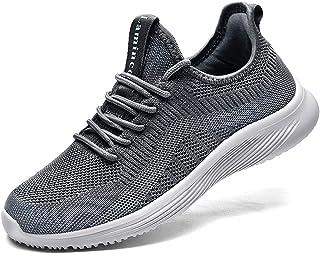 Womens Tennis Shoes - Slip On Lightweight Comfort Casual...