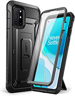 SUPCASE Unicorn Beetle Pro Series Case Designed for OnePlus 8T (2020), Full-Body Rugged Holster Case with Built-in Screen ...