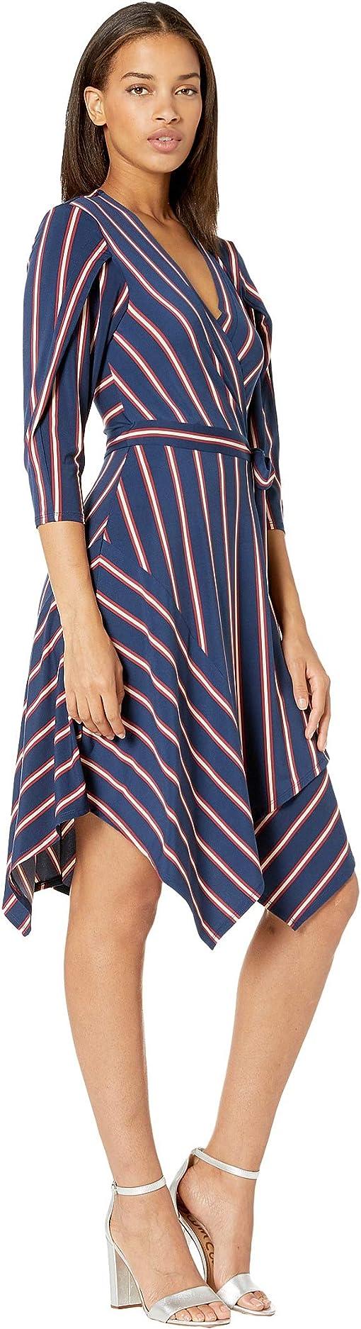 Pacific Blue/Valet Stripe