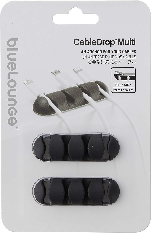 Bluelounge Cdmu Wh Cabledrop Multi Kabelführungssystem Elektronik