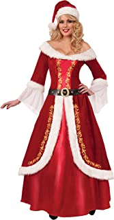 plus size mrs claus costume for sale