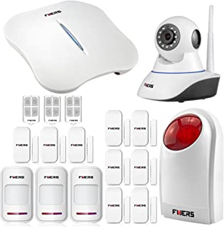Best wired alarm system with key fob Reviews