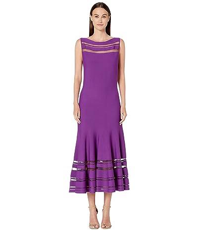 Zac Posen Sleeveless Knit Dress (Purple) Women