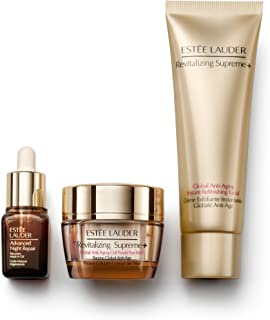 Estee Lauder 2018 Revitalizing Supreme Advanced Night Repair Trio Skincare Step Up Set