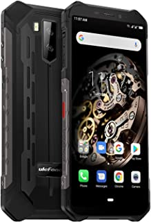 Ulefone Armor X5 Android 10.0 Rugged Cell Phones (Black)