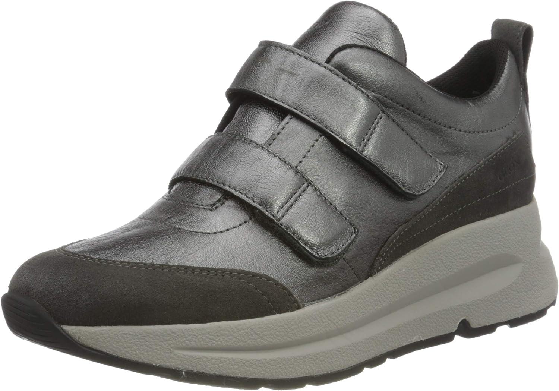 Geox Women's Low-top Sneaker ブランド買うならブランドオフ 並行輸入品 Trainers